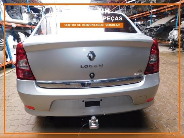 Sucata Renault Logan 1.6 106cv Flex 2013 (Somente Peças) - Foto 5
