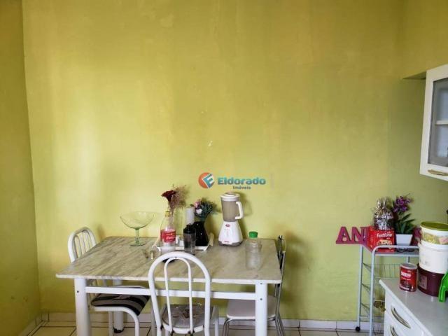 Casa com 2 dormitórios à venda, 75 m² por r$ 170.000,00 - jardim santa esmeralda - hortolâ - Foto 6