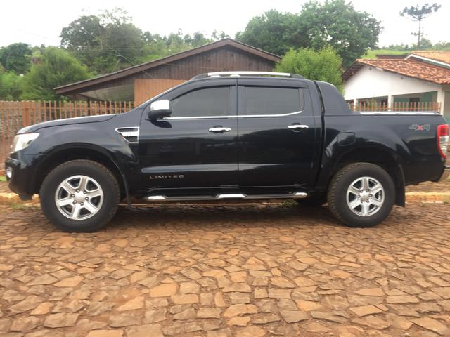 Ranger limited 2013 90.000 ou troco por ranger limited 2017 - Foto 3