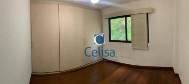 Apartamento com 4 dormitórios para alugar, 170 m² por R$ 5.000/mês - Tijuca - Rio de Janei - Foto 8