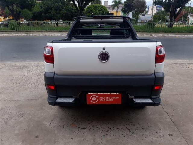 Fiat Strada 1.4 mpi hard working ce 8v flex 2p manual - Foto 6