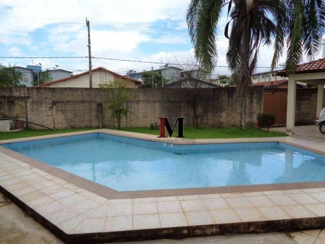 Alugamos casa com 4 quartos com piscina proximo ao shopping - Foto 16