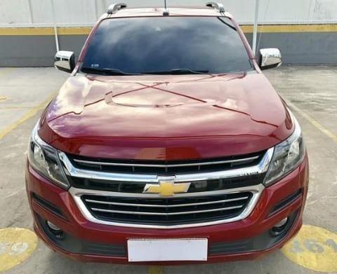 Chevrolet S10 LTZ 2018
