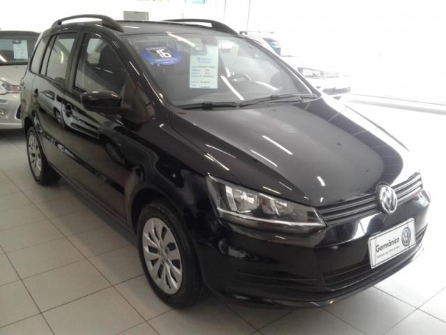 VOLKSWAGEN SPACEFOX 1.6 MSI TRENDLINE 8V FLEX 4P MANUAL. - Foto 2