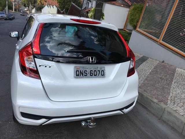 Honda fit LX (automático) - Foto 4