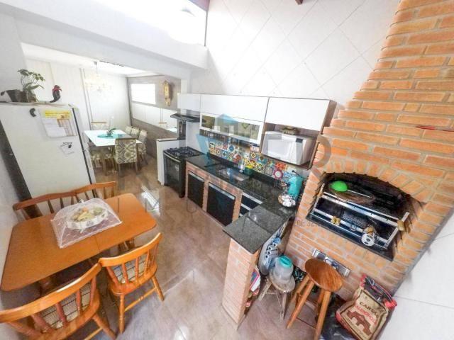 Aceita permuta. Casa térrea em Ferraz de Vasconcelos; 3 quartos (1 suíte); 3 vagas. - Foto 11
