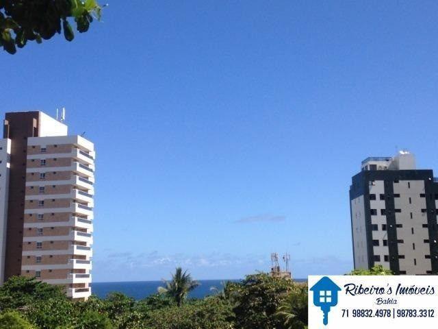 Apartamento 3/4, suite e varanda vista mar, Costa Azul - Foto 10