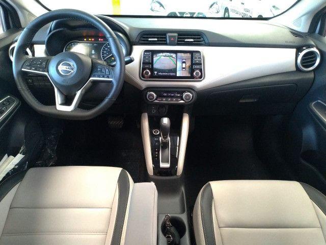 Novo Nissan Versa Exclusive CVT 2021 - Foto 5