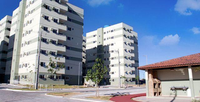 Condomínio Vila Do Frio Pronto Pra Morar 3 Quarto Suite Varanda 63m² Na Estrada Do Frio- - Foto 2