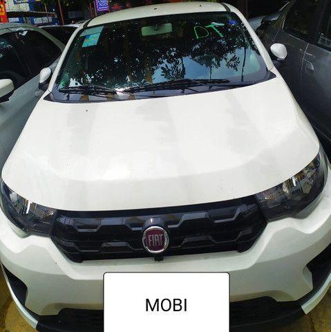 Mobi Drive 1.0 (2018) Completo+Gnv+Transferência+Ipva2021