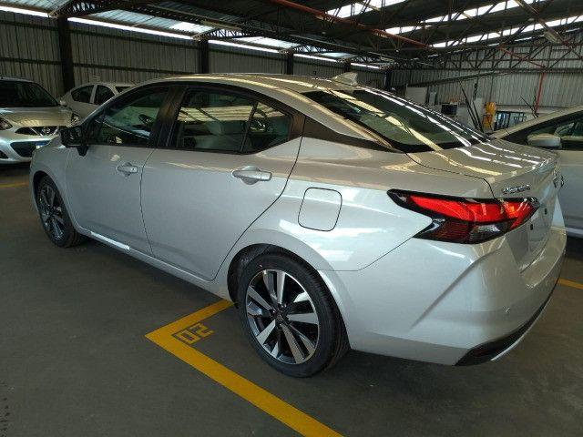 Novo Nissan Versa Exclusive CVT 2021 - Foto 4