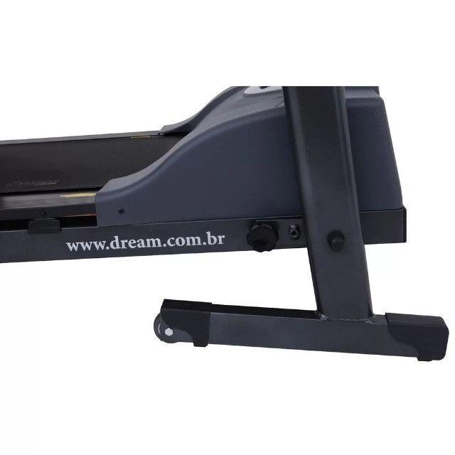 Esteira Dream Eletrônica DR2110 ate 120kg Bivolt - Foto 2