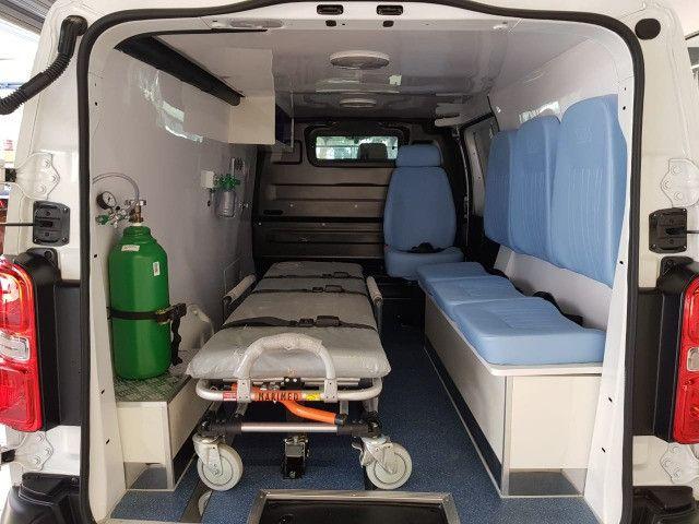 Ambulância Peugeot Expert - Foto 10
