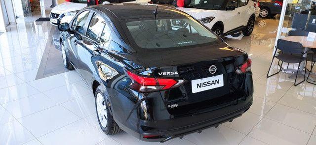 Novo Nissan Versa Sense CVT 2021 - Foto 4