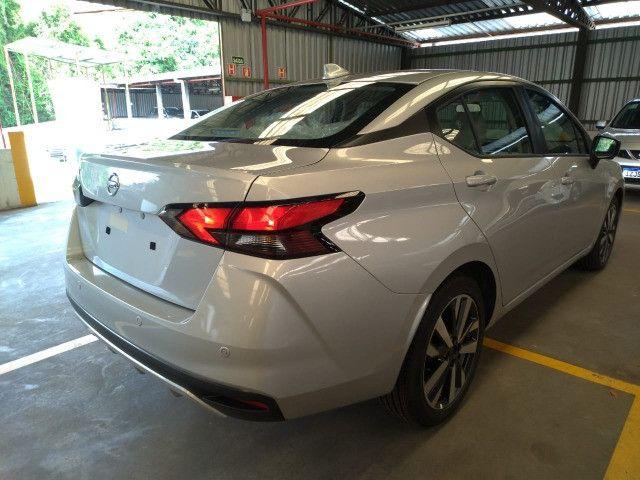 Novo Nissan Versa Exclusive CVT 2021 - Foto 3