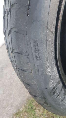Roda 16 + pneu semi-novo - Foto 4