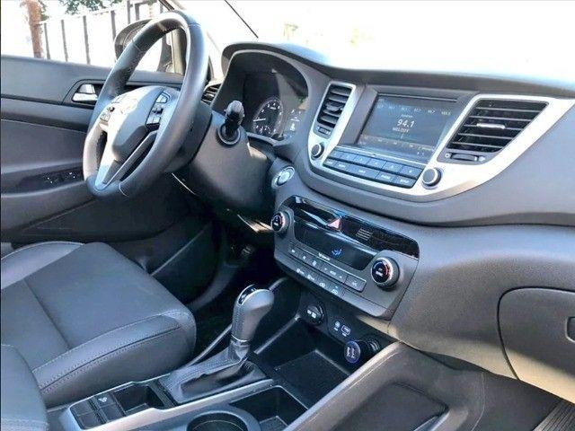 Hyundai Tucson 1.6 GLS Turbo GDI 2020 | Impecável Teto Solar Panorâmico - Foto 10