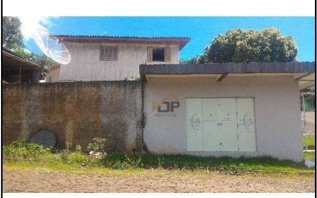 Casa com 4 dormitórios à venda, 215 m² por R$ 188.632,01 - Centro - Nova Itaberaba/SC - Foto 9