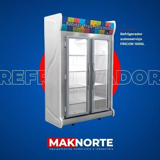 Refrigerador Expositor AutoServico Fricon - Foto 5