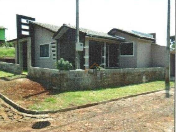 Casa com 3 dormitórios à venda, 98 m² por R$ 74.825,85 - Lot Manica - Pinhal de São Bento/