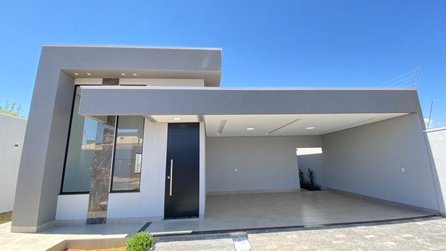 Casa 3 Quartos sendo 2 suítes Caldas Novas Goiás