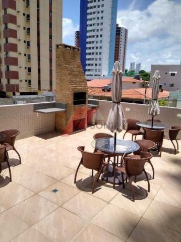Apartamento à venda com 3 dormitórios em Manaíra, João pessoa cod:37812 - Foto 16