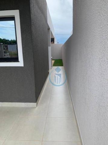 Casa com 2 dormitório à venda, 64 m² por R$ 225.000 - Sao Caetano - Foz do Iguaçu/PR - Foto 19