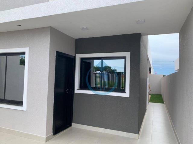 Casa com 2 dormitório à venda, 64 m² por R$ 225.000 - Sao Caetano - Foz do Iguaçu/PR - Foto 10