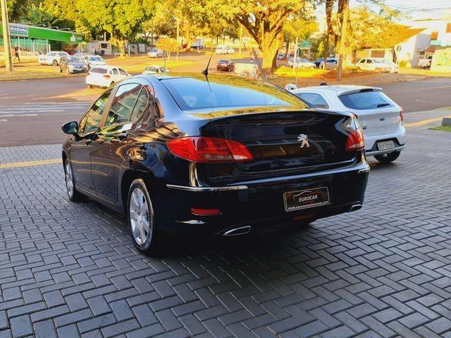 PEUGEOT 408 Sedan Allure 2.0 Flex 16V 4p Mec. - Foto 8