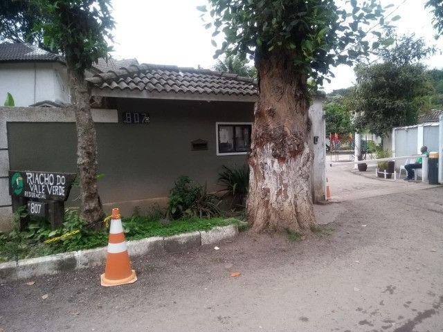 Excelente casa duplex em Vargem Grande primeira locação - Foto 2
