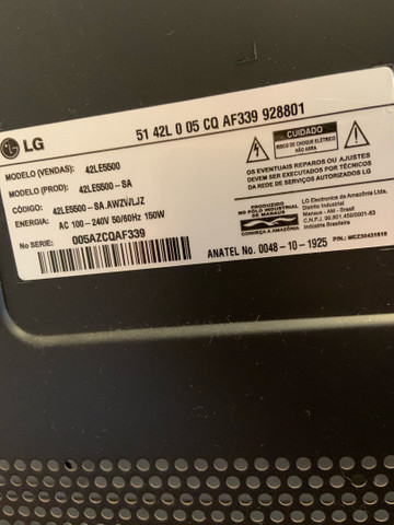 Televisor 42 polegadas LG - Foto 2