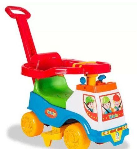 Andador Infantil de empurrar. Produto na caixa 160,00 - Foto 4