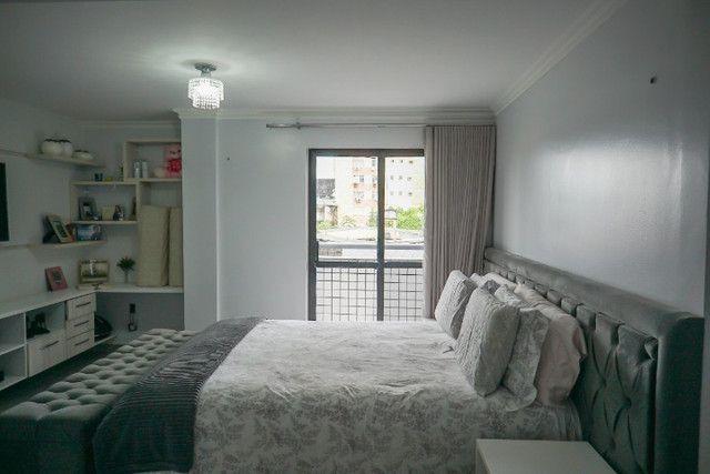Apartamento de alto luxo em Castanhal, 3 suítes, Edifício Hélio de Moura Melo com 280m² - Foto 12