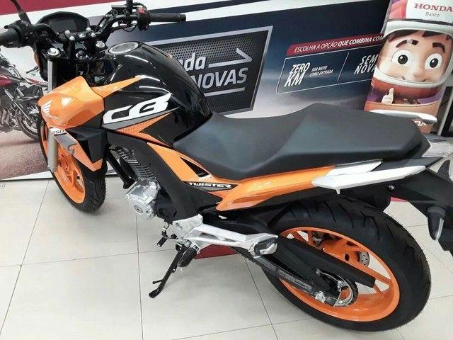 Moto Twister 250 ABS flex