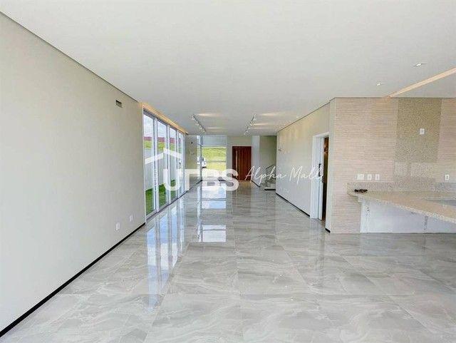 Casa de condomínio para venda com 214 metros quadrados com 3 quartos - Foto 7