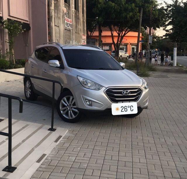 Hyundai IX35 Completa  ano 2013 Blindada