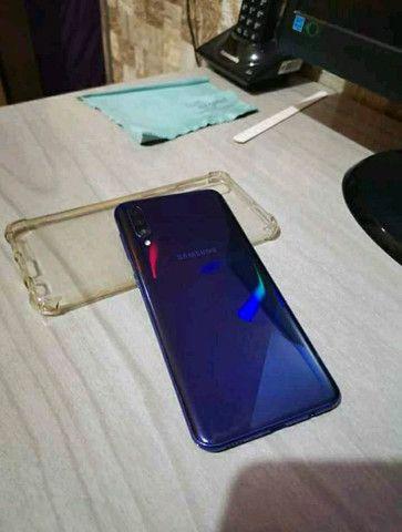 Samsung A30s 64 gs 4 de ram com capinha pelicula aparelho otimo.