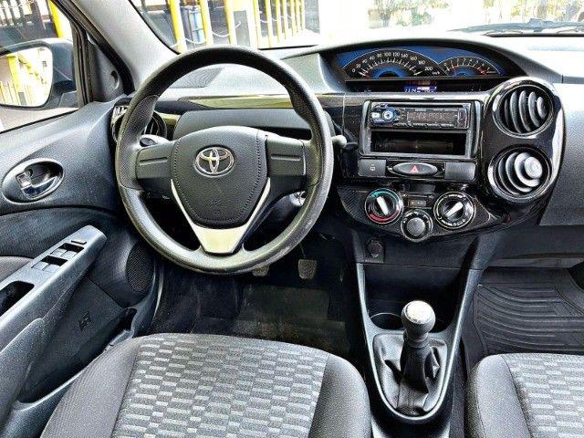 Toyota Etios sedan x1.5 única dona !!! - Foto 8