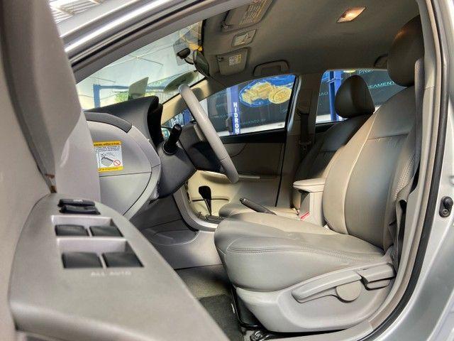 Corolla GLi 1.8 Flex aut. 2012 BLINDADO - Foto 9