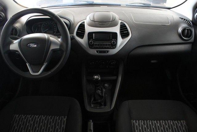 Ford Ka SEDAN SE 1.0 12V FLEX 4P - Foto 14