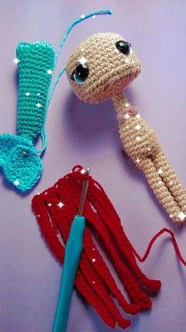 Amigurumis para presente (Bonecas em crochê) - Foto 3