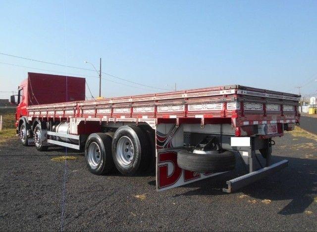 Scania P310 bitruck com carroceria e contrato de serviço(Lucas do Rio Verde) - Foto 11