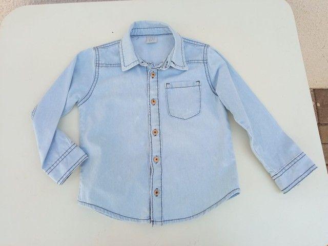 Jeans menino Tam 4 - Foto 3