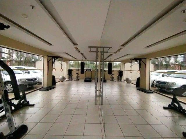 Lindo Apartamento 1 Quarto para Venda no Ed. Luna Park em Aguas Claras - Foto 3
