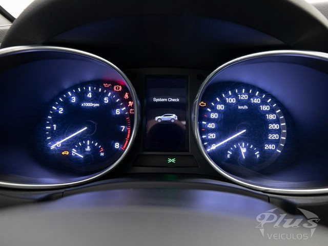 Hyundai Santa Fe FÉ GLS 7 LUG 4P - Foto 14