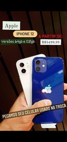 iPhone 12 novo lacrado