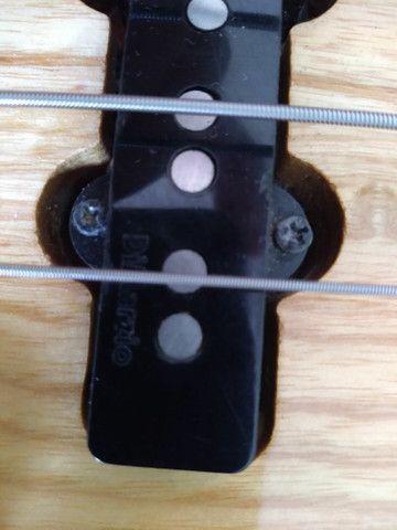 Baixo SX jazz bass 4 cordas  - Foto 4