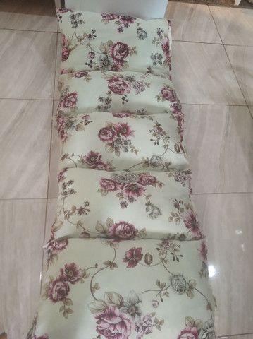Colchonete de travesseiro dobrável - Foto 5