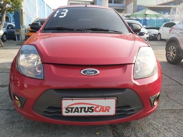 Ford Ka 2013 Flex 1.0 8v - Completo / 35.000 KM Rodados - Foto 2
