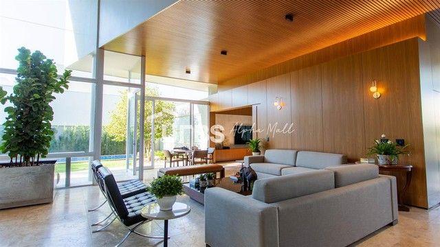 Casa de condomínio para venda tem 400 metros quadrados com 4 quartos em Jardins Paris - Go - Foto 3